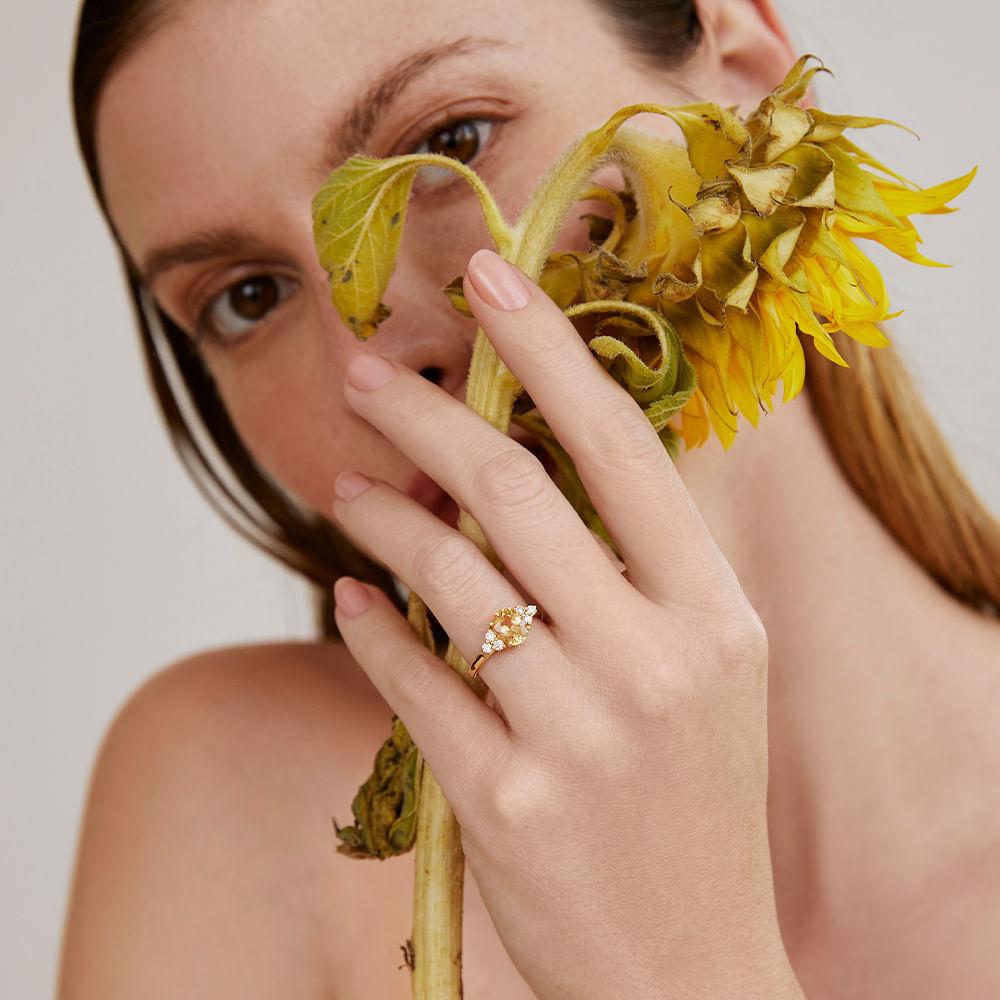 Sauer---Anel-Topazio-Imperial-com-Brilhantes-Ouro-Amarelo
