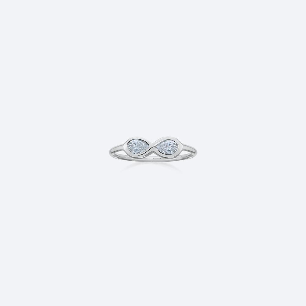 Anel-Infinito-Diamante-Ouro-Branco